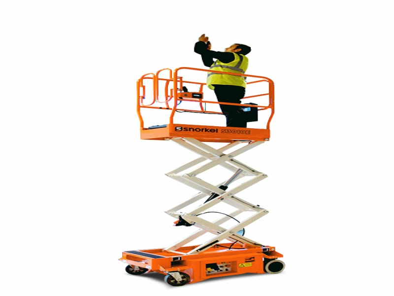 Powered Access Scissor Lifts Archives - Abba Plant Hire